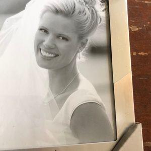 Malden Other - Silver Double Wedding Photo Frame